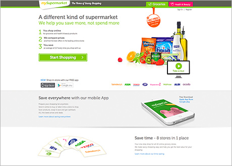 Web, smartphone or tablet research ahead of grocery trips is soaring according to research carried out by IGD. A Shopper Vista study showed almost a third of shoppers consulted sites such as mysupermarket and moneysavingexpert for the best deals before setting out for the shops, compared to just 6% in 2010.