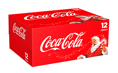 Coke is bought by 43% more households than other cola brands over the festive season, says CCE. And mixers are in heavy demand during the party season.