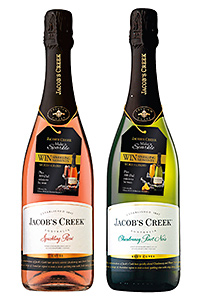 Brand owner Pernod Ricard claims sparkling wine has shown double digit growth for two festive seasons.