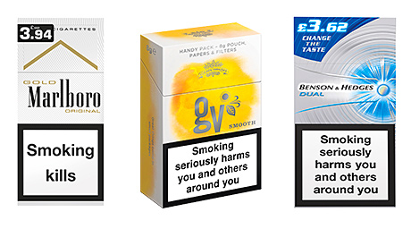 Europe bans small packs