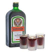 German herbal liqueur Jägermeister, above left, is experiencing 20% growth, according to ACN.