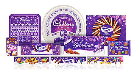 Cadbury Biscuits