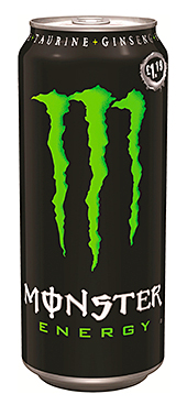 The PMP of Monster, initially introduced as a limited edition, will be available all year.