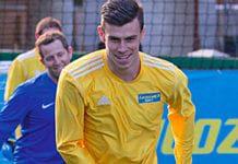 Lucozade Gareth Bale