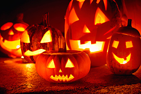 Pumpkin pie might have been on the menu as Halloween contributed to a late surge in Scotland's retail food sales in October