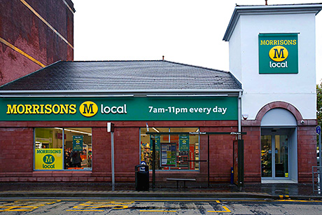 The big four supermarket giants continued their  march into convenience-store trading across Britain. Tesco and Sainsbury's added new Scottish sites to their existing portfolios  Morrisons opened its first Scottish M Local in Kilmarnock and followed up with others in Edinburgh and Aberdeen.