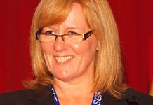 Dr Colette Backwell, director of the Scottish Food and Drink Federation.