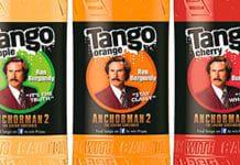 Tango lays anchor