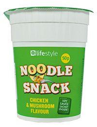 Using its noodle for BOGOF offer