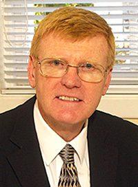 John Drummond, chief executive, Scottish Grocers' Federation.