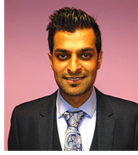 Nabeel Ramzan, managing director of United Wholesale Grocers and vice-chairman of  Landmark Group.