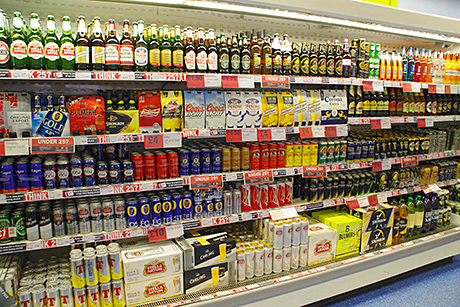 Scots purchase alcohol more frequently but overall amounts have remained unchanged since the multibuy ban was introduced, say university researchers.