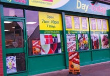 After more than two decades as a non-affiliated independent the Arif family's store in Glasgow's Pollok has been refitted as a new Day-Today.