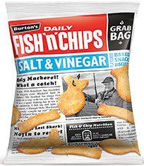 Burton's Fish 'n' Chip