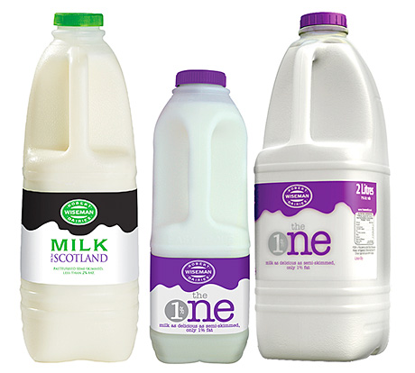Giant milk producer Wiseman, which produces several local versions of its Black and White branded milk, has seen sales of its skimmed milk The One increase substantially.