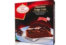 Chocolate Fudge Cake is Coppenrath and Wiese's number-one selling in product in the UK. The firm's national account manager Amy Mumby suggests retailers should stock a range of frozen desserts, including cheesecakes and gateaux as staple favourites.