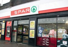 Spar offers a variety of packages and credit terms from co-investment in store refurbishment to franchise agreements.