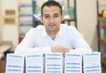 Nicolites managing director Nikhil Nathwani