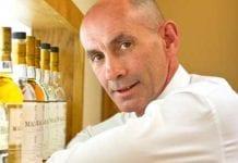 Ian Curle, chief executive, Edrington.