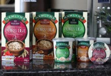Hamlyns of Scotland is sponsor on STV of the daytime TV show Let's Do Lunch. The campign is a key part of the marketing activity behind its Scottish Porridge Sachets and Porridge Pots.