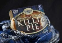 The award-winning Killie Pie has new silverware for the trophy cabinet: it has been voted Scotland's Best Savoury Product for the second year running.
