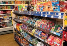Scottish households with children account for a greater proportion of sales of crisps than they do of nuts. But empty-nester households are responsible for a significant share of sales of both crisps and nuts.