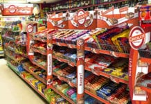 Point of sale materials prompt purchases says Mars Chocolate. More than a third of confectionery impulse purchases are made after shoppers see a brand's presence in store and half of confectionery shoppers are influenced at the fixture.