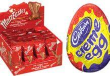 Mondelez International, Malteaster Bunny, Nestlé, confectionery, Bestway, Batleys, easter,