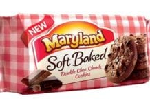 Burtons, Biscuits, Maryland, Soft baked