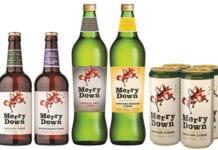 cider, Merrydown, Sheppy's,