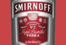 Smirnoff, off-trade, vodka