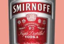 Smirnoff, vodka