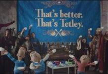 Tetley's, tea, breakfast