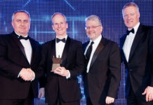 Scottish Grocer 2015 Award for Industry Achievement
