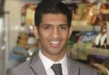 Harris Aslam runs four Nisa stores