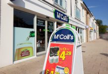 McColl's Store Front
