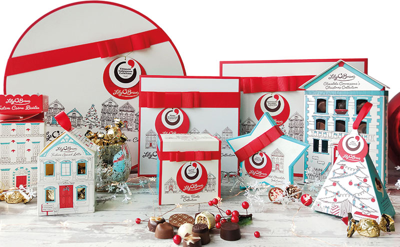 The festive period opens up the opportunity to shift more premium confectionery.