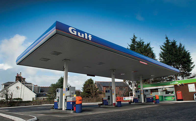 Smart looking forecourts with plenty of strong promotions are performing well.
