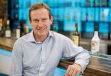 Chris Shead, channel directory for grocery, Pernod Ricard.