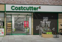 Concept art for the Costcutter store of the future – the symbol group is committed to investing in technology that will improve retailers' fortunes, said Dave Morris.