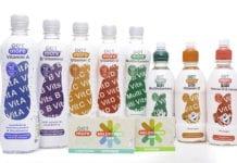 Get More Vitamins drinks range