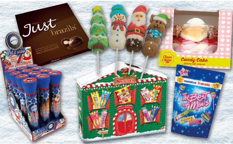 Assorted confectionary