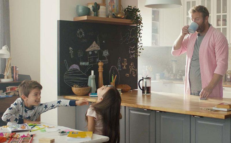 Taylors of Harrogate TV campaign