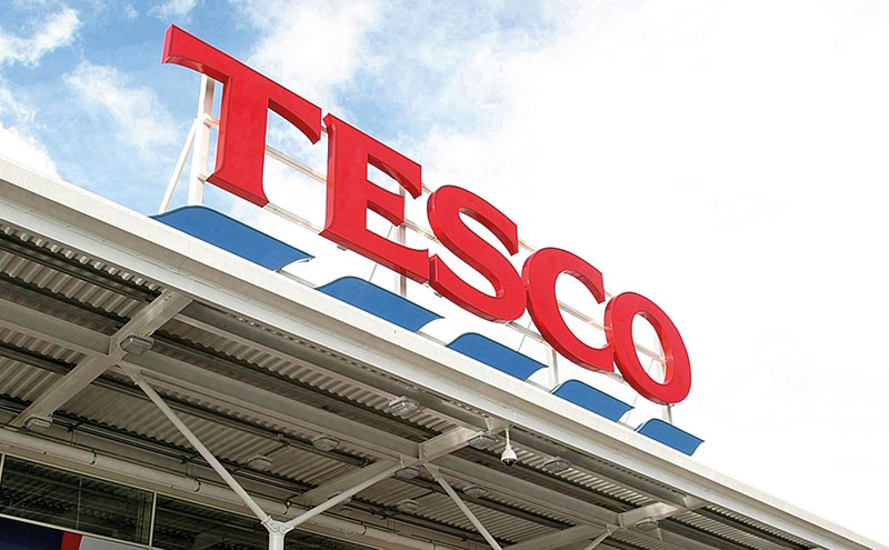 """Tesco's recovery has become """"more entrenched"""" according to Kantar figures."""