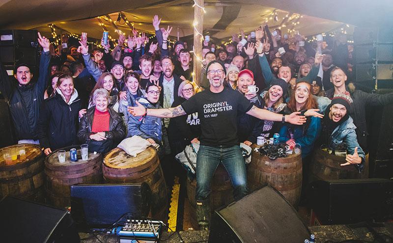 The Glenfiddich Festival