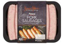 simon howie Premium Pork Sausages
