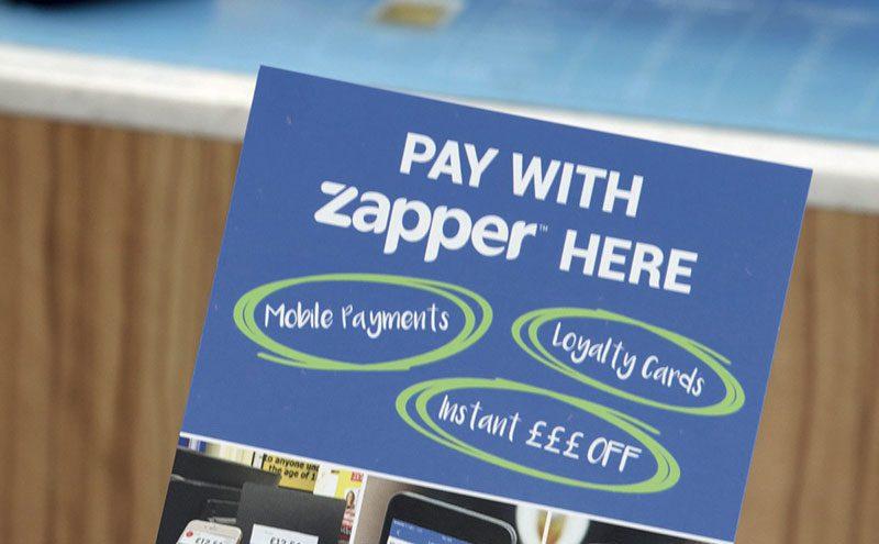 Zapper leaflet