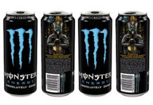 Monster Assasins Creed special can