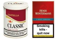 Different cigar brands