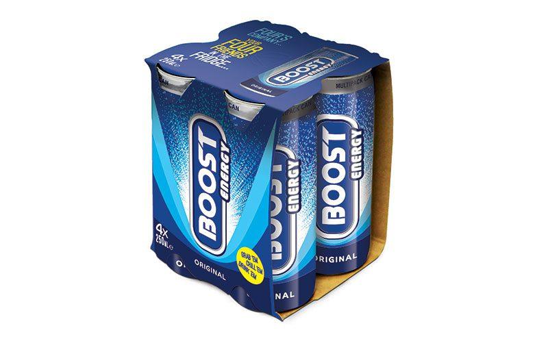 Boost-Energy-4x250ML pack